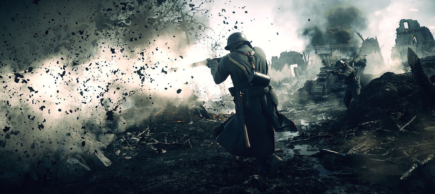 Изображение к Новый геймплей Battlefield 1 на картах из DLC In the Name of the Tsar