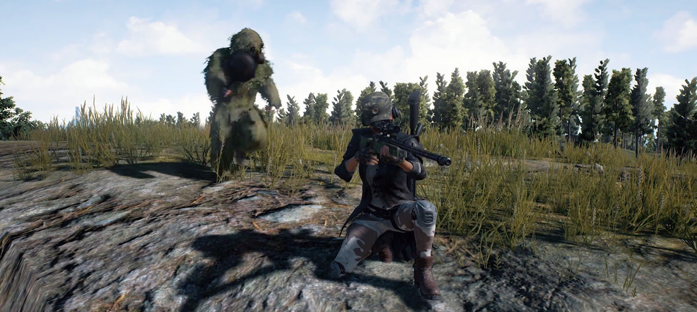 Изображение к PlayerUnknown's Battlegrounds получит поддержку Xbox One X