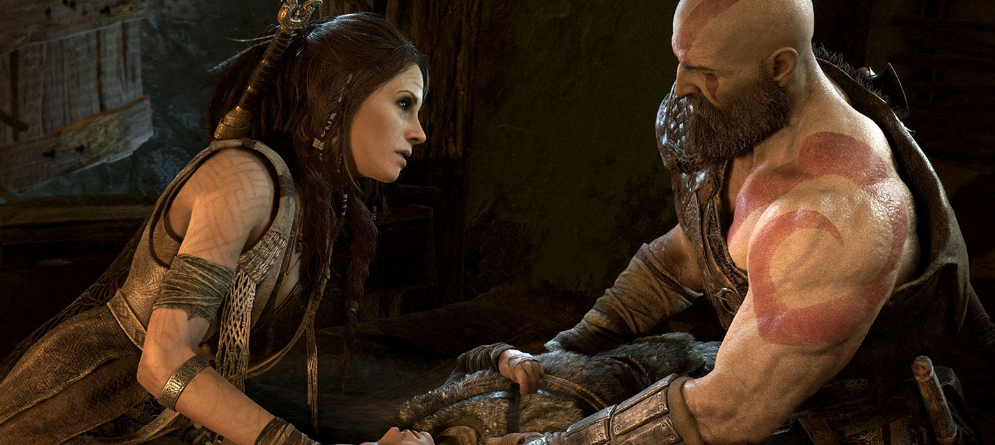 Изображение к Кори Барлог: Многие критикуют новый God of War