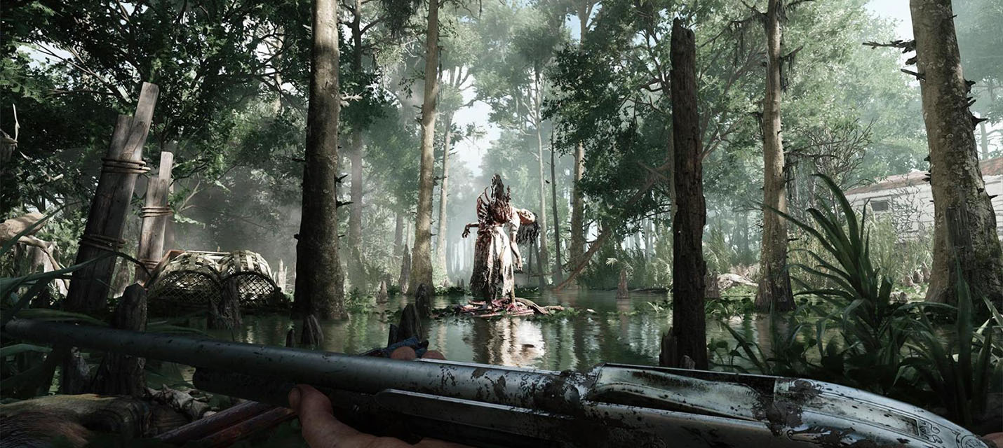 Изображение к Новый дневник разработчиков Hunt: Showdown посвящен левел-дизайну