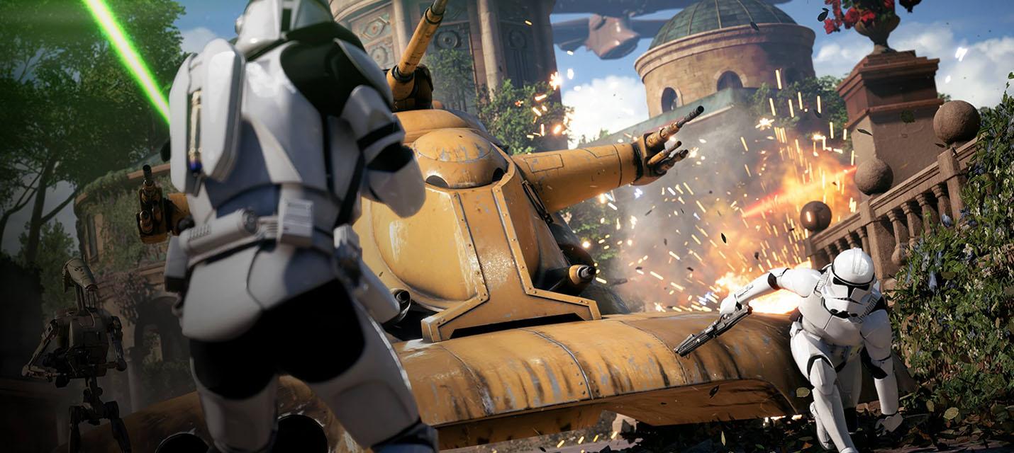 Новости Звездных Войн (Star Wars news): Карты в Star Wars: Battlefront II будут наиболее захватывающие, чем когда-либо