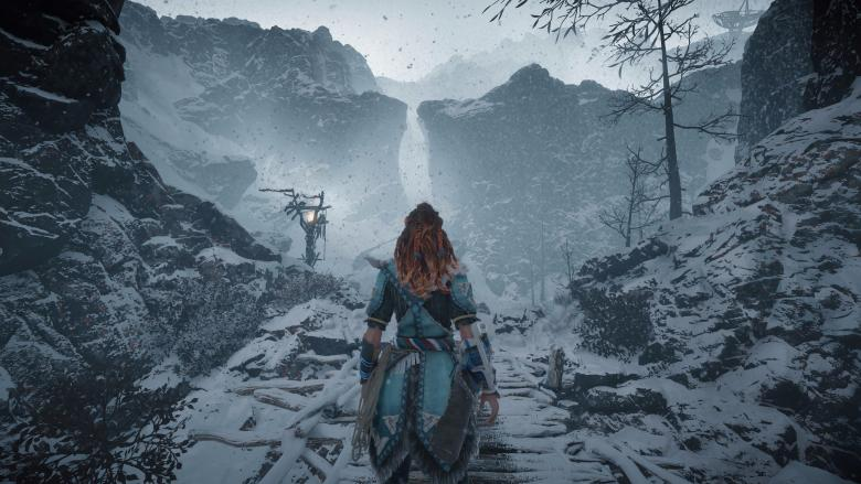 Guerrilla Games - Четыре новых скриншота Horizon Zero Dawn: The Frozen Wilds - screenshot 3