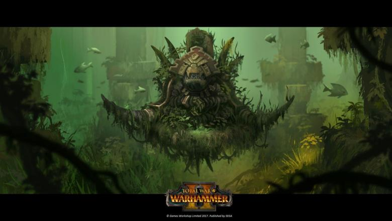 Creative Assembly - Шикарные концепт-арты Total War: Warhammer II - screenshot 4