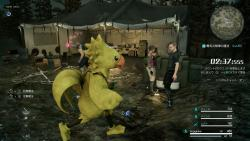 Final Fantasy XV - Предрелизные скриншоты Final Fantasy XV: Comrades - screenshot 8