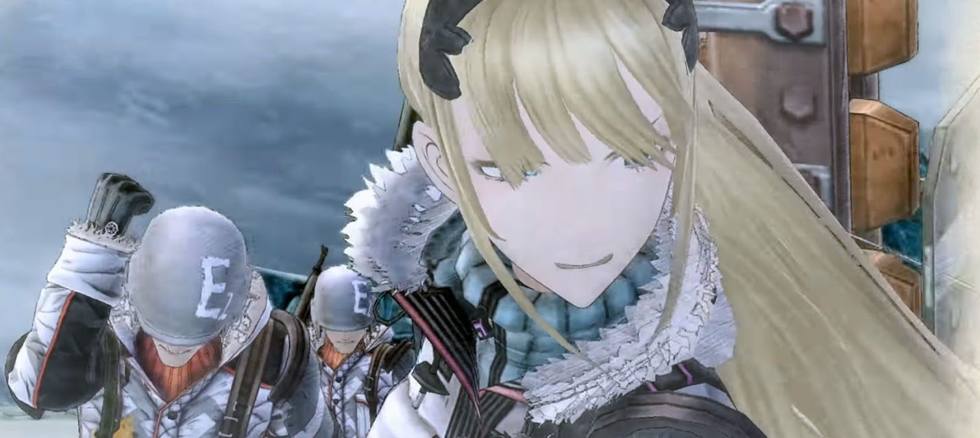 Изображение к Sega анонсировали Valkyria Chronicles 4, релиз в 2018 на PS4, Xbox One и Switch