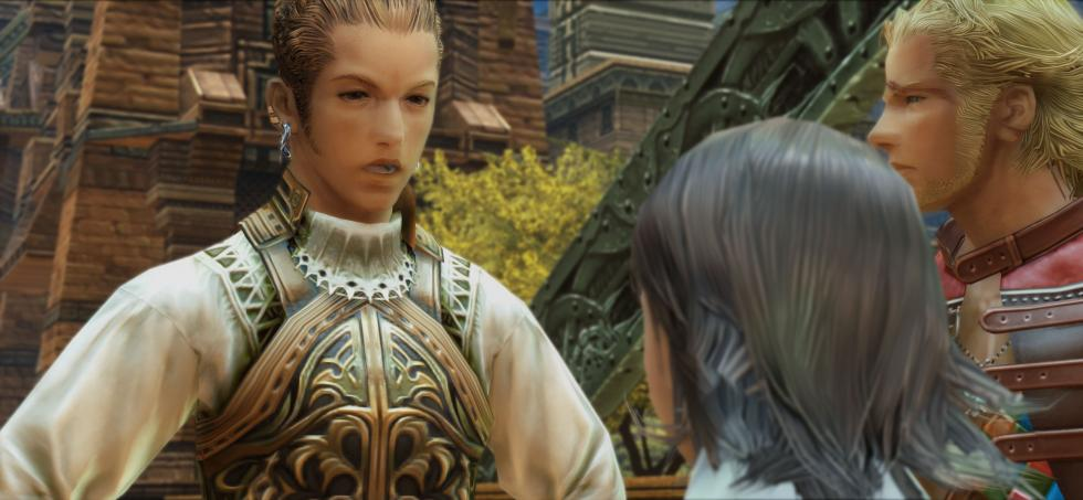 Square Enix - Final Fantasy XII The Zodiac Age выйдет на PC - screenshot 1