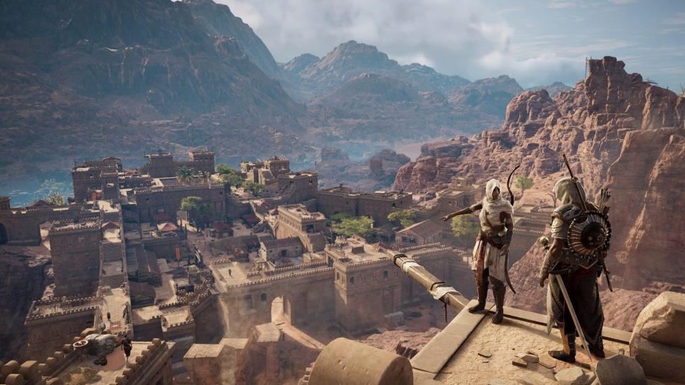 Assassin's Creed: Origins - Дополнение Hidden Ones для Assassin's Creed: Origins выйдет 23 Января - screenshot 3