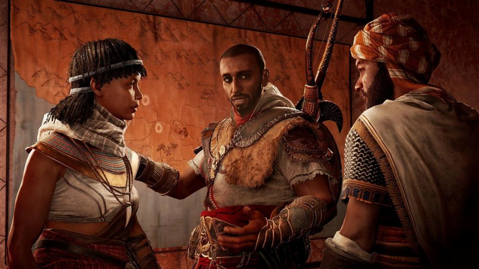 Assassin's Creed: Origins - Дополнение Hidden Ones для Assassin's Creed: Origins выйдет 23 Января - screenshot 7