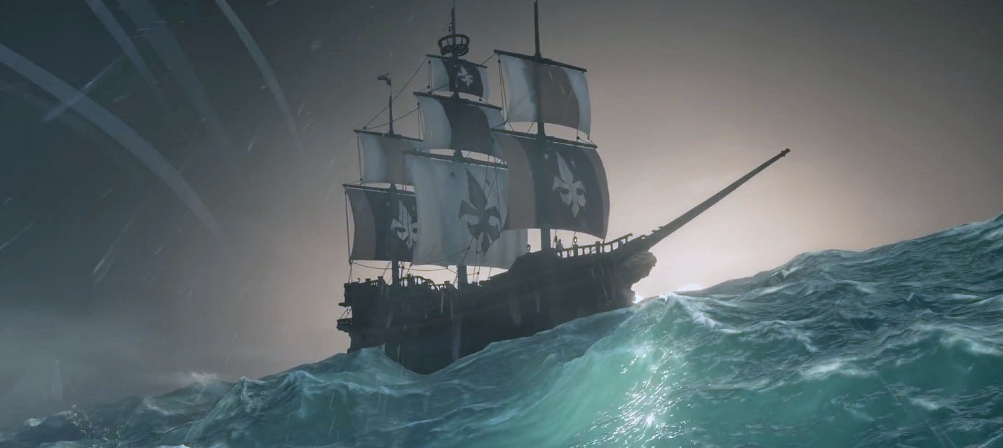 Изображение к Что произойдет, если пересечь границу карты в Sea of Thieves