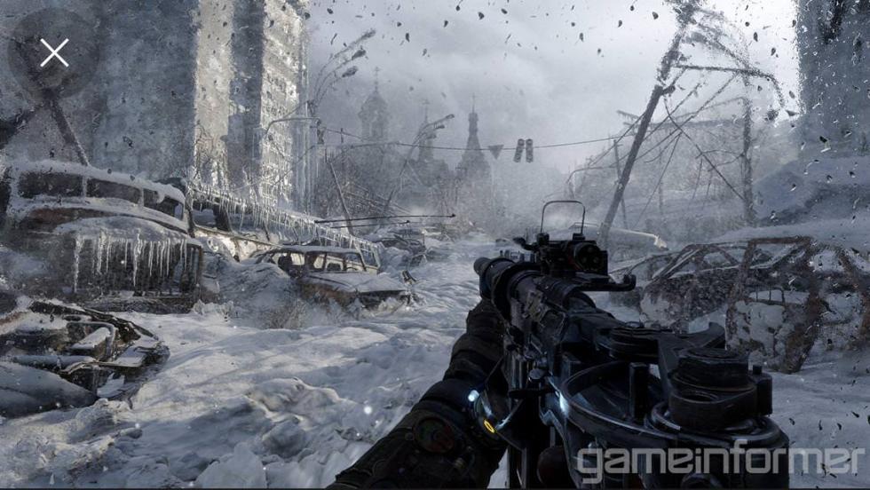 MetroExodus - Настройка оружия и передвижная база на скриншотах Metro Exodus из последнего выпуска Game Informer - screenshot 4