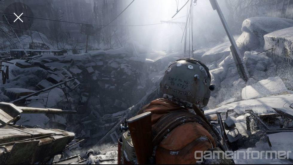 MetroExodus - Настройка оружия и передвижная база на скриншотах Metro Exodus из последнего выпуска Game Informer - screenshot 2
