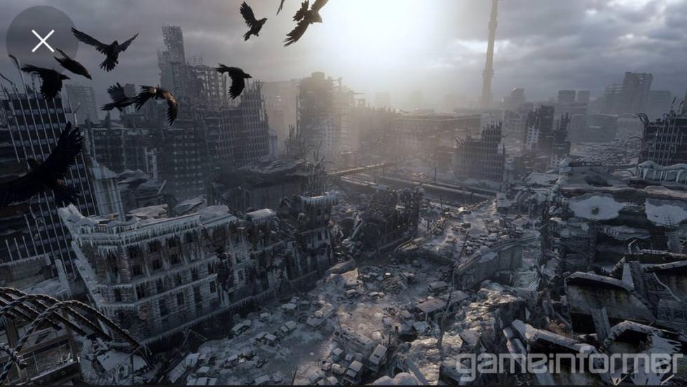 MetroExodus - Настройка оружия и передвижная база на скриншотах Metro Exodus из последнего выпуска Game Informer - screenshot 14