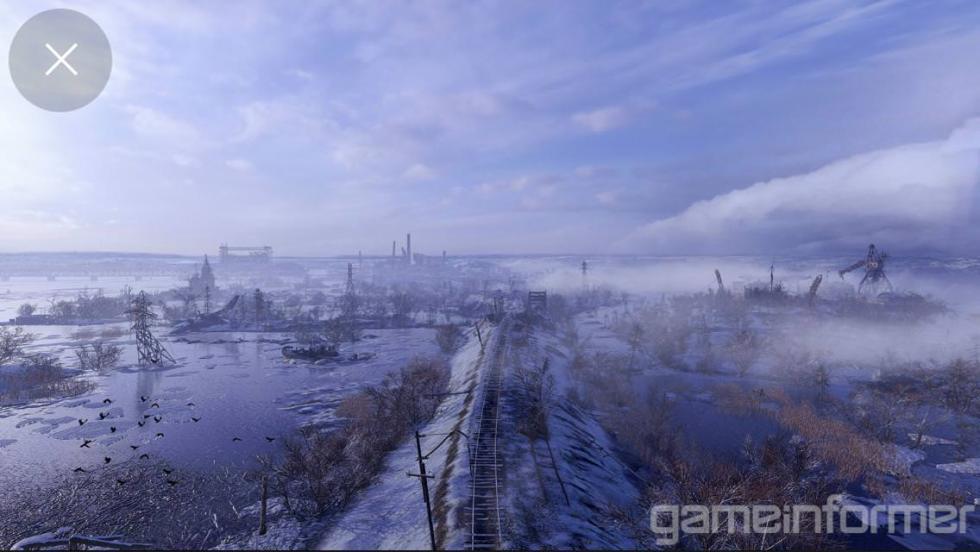 MetroExodus - Настройка оружия и передвижная база на скриншотах Metro Exodus из последнего выпуска Game Informer - screenshot 12