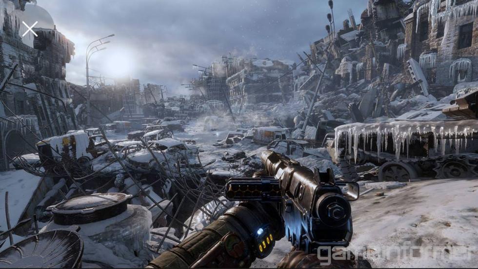 MetroExodus - Настройка оружия и передвижная база на скриншотах Metro Exodus из последнего выпуска Game Informer - screenshot 7