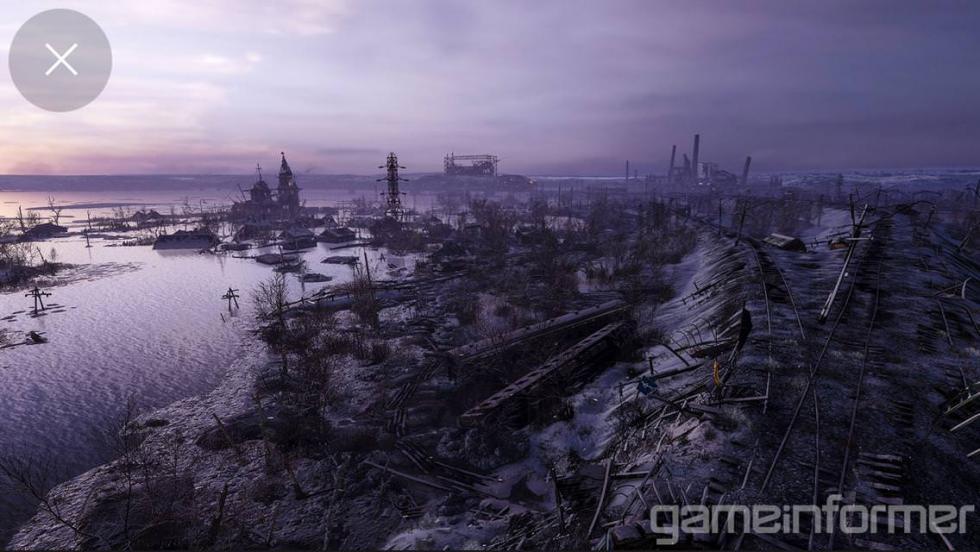 MetroExodus - Настройка оружия и передвижная база на скриншотах Metro Exodus из последнего выпуска Game Informer - screenshot 13
