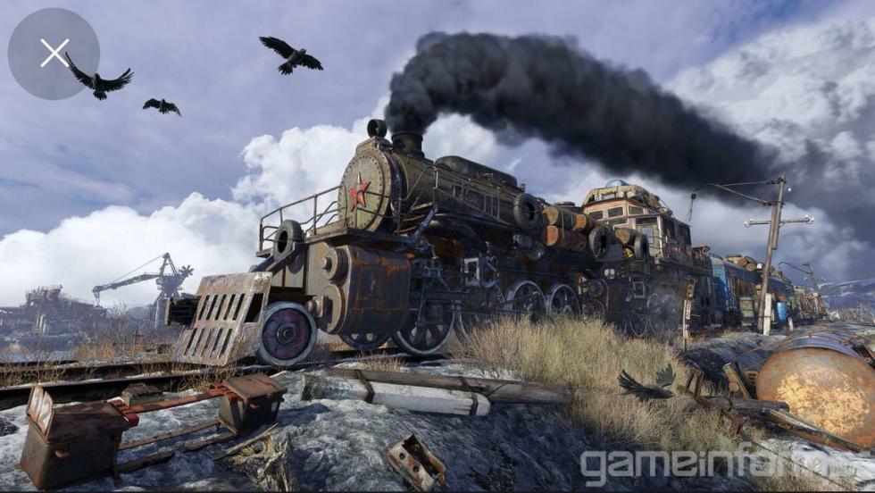 MetroExodus - Настройка оружия и передвижная база на скриншотах Metro Exodus из последнего выпуска Game Informer - screenshot 11