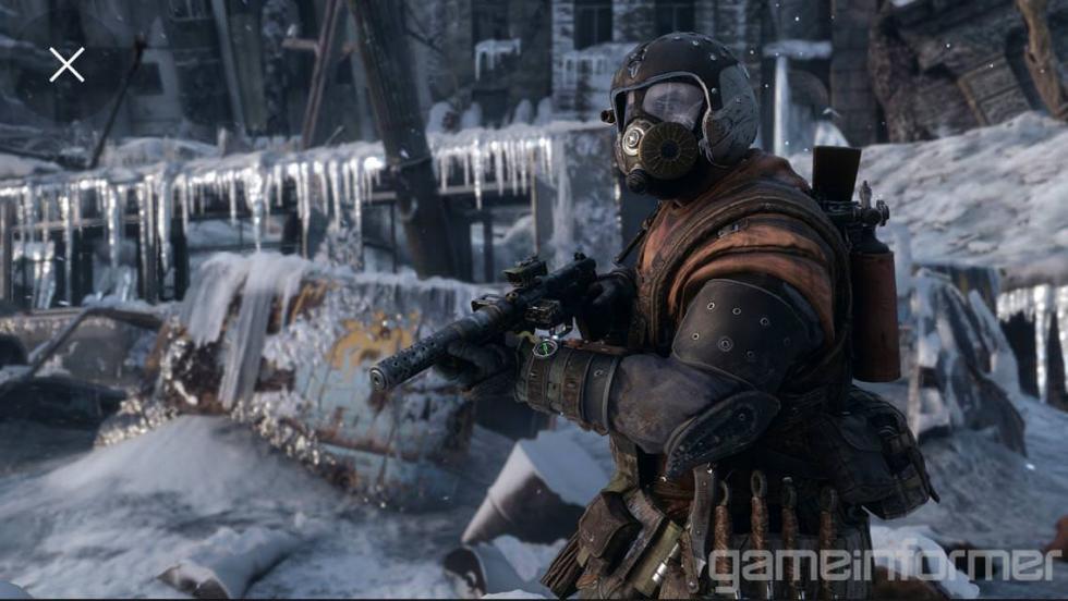MetroExodus - Настройка оружия и передвижная база на скриншотах Metro Exodus из последнего выпуска Game Informer - screenshot 6