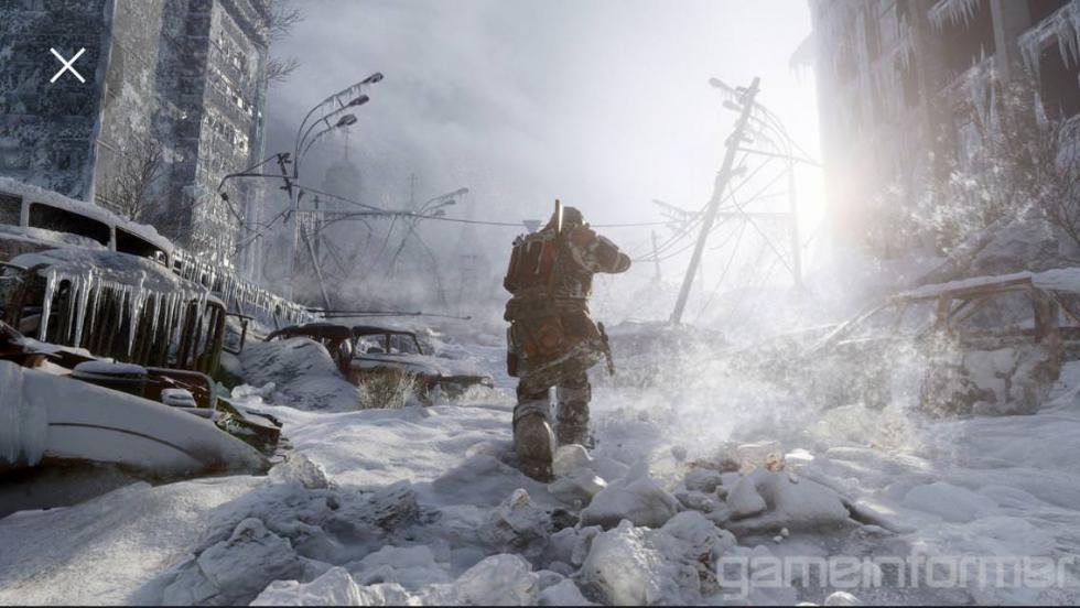 MetroExodus - Настройка оружия и передвижная база на скриншотах Metro Exodus из последнего выпуска Game Informer - screenshot 5