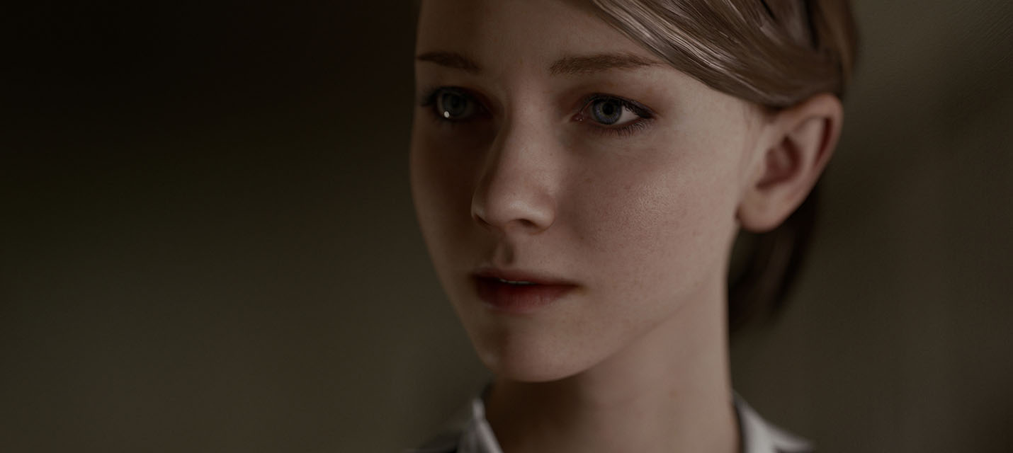 Изображение к Сравнение трейлеров Detroit: Become Human 2016 и 2018 года