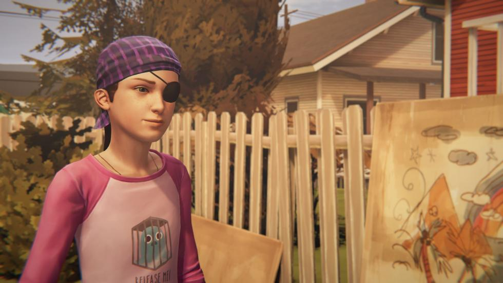 Square Enix - Релизный трейлер Life is Strange: Before the Storm - Farewell - screenshot 3