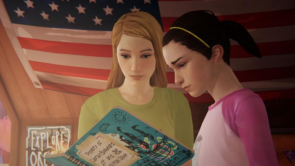 Square Enix - Релизный трейлер Life is Strange: Before the Storm - Farewell - screenshot 5