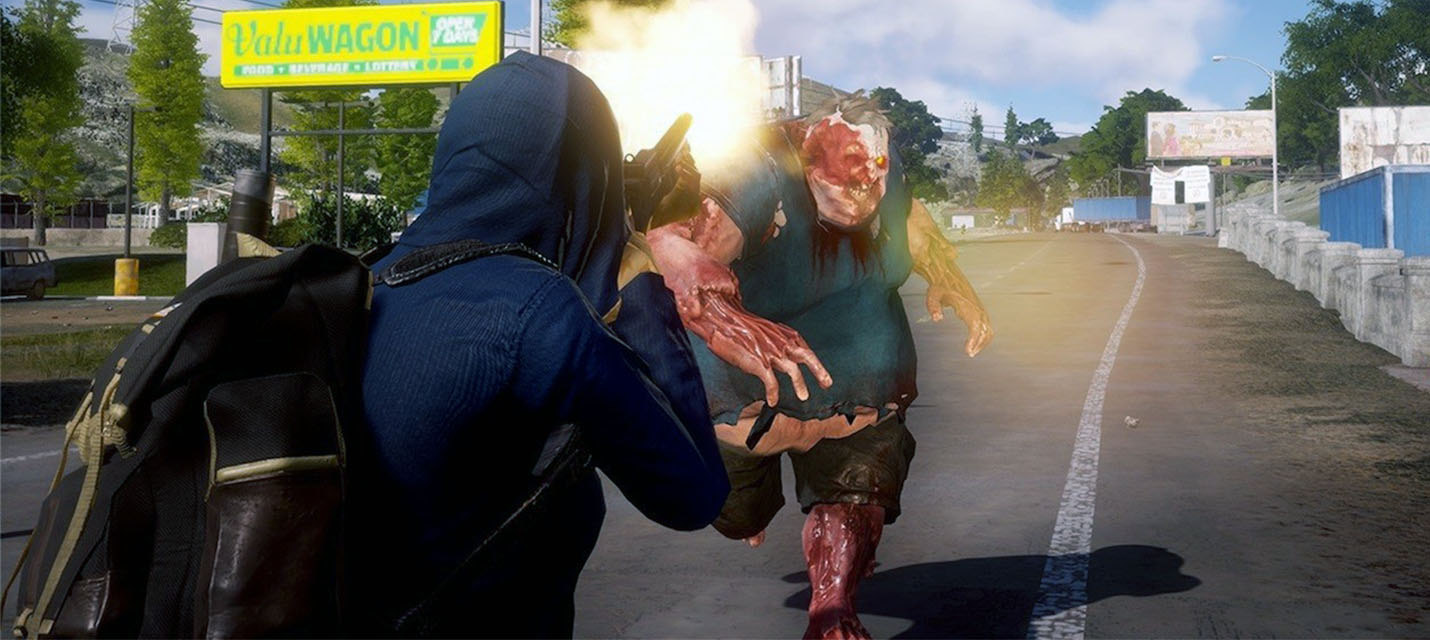 Изображение к Первая встреча с особым зомби в State of Decay 2