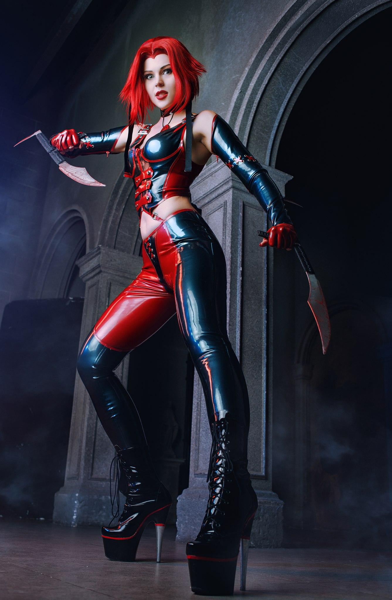 Blood rayne erotic pic