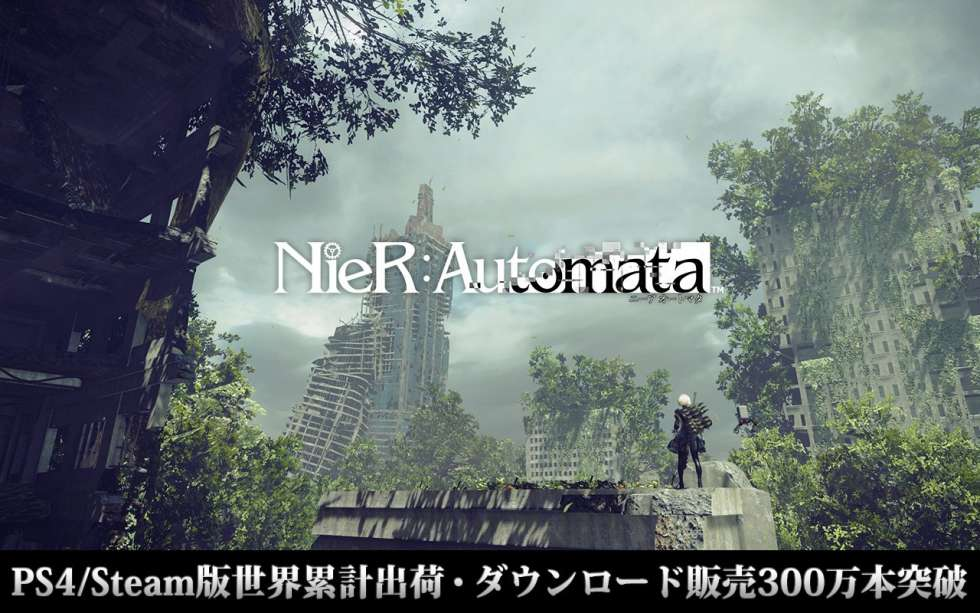Platinum Games - Продажи NieR: Automata превысили 3 миллиона копий - screenshot 1