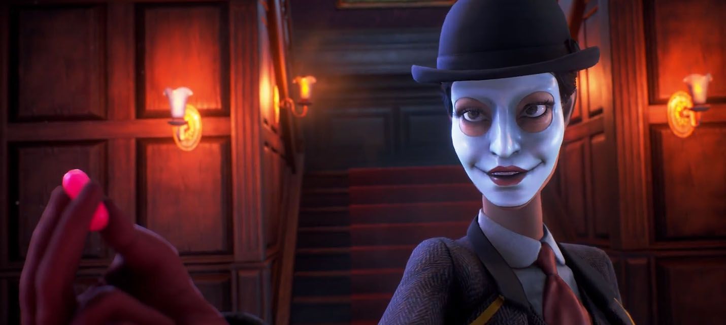 Изображение к We Happy Few выходит на PC, PS4 и Xbox One в Августе