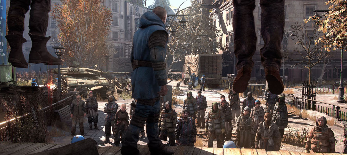 Изображение к Сценаристы сюжетной линии Кровавого Барона The Witcher 3: Wild Hunt работают над Dying Light 2
