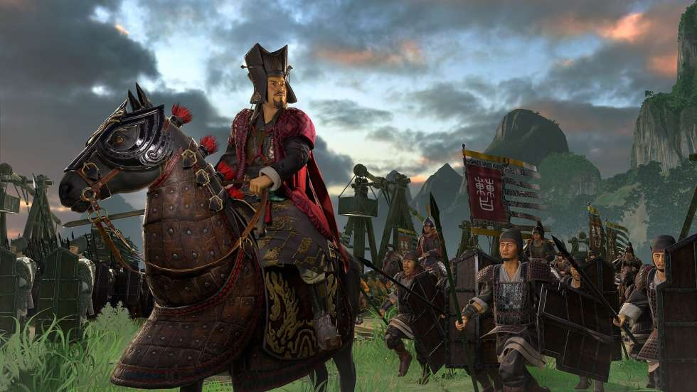 Creative Assembly - Несколько новых скриншотов Total War: Three Kingdoms - screenshot 1