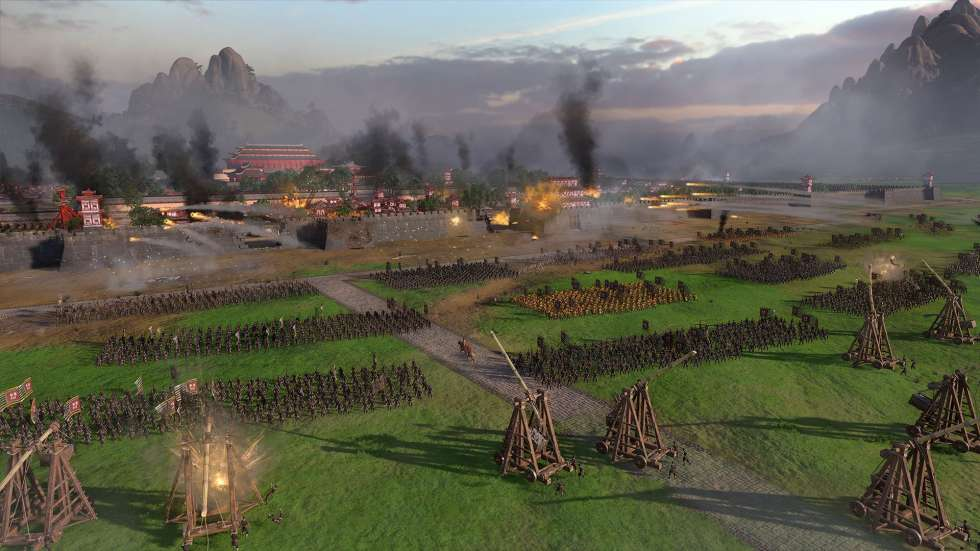 Creative Assembly - Несколько новых скриншотов Total War: Three Kingdoms - screenshot 4
