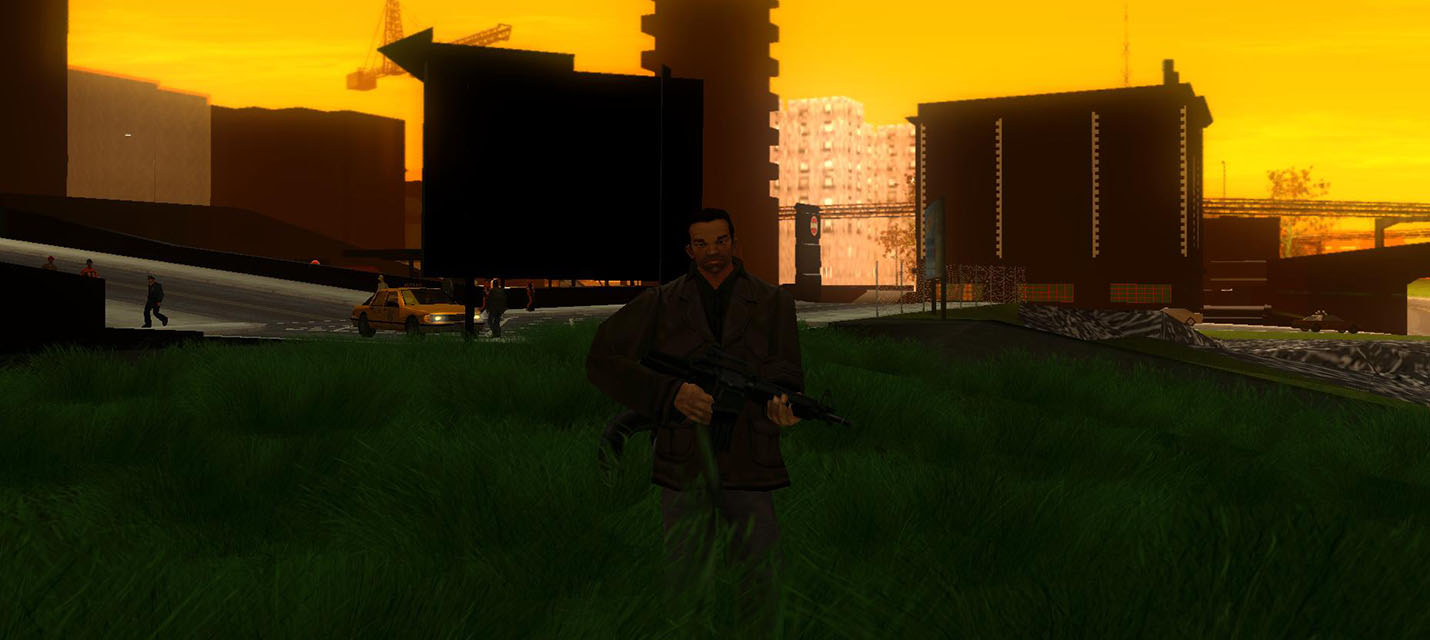 Изображение к Grand Theft Auto: Liberty City Stories теперь доступна на PC