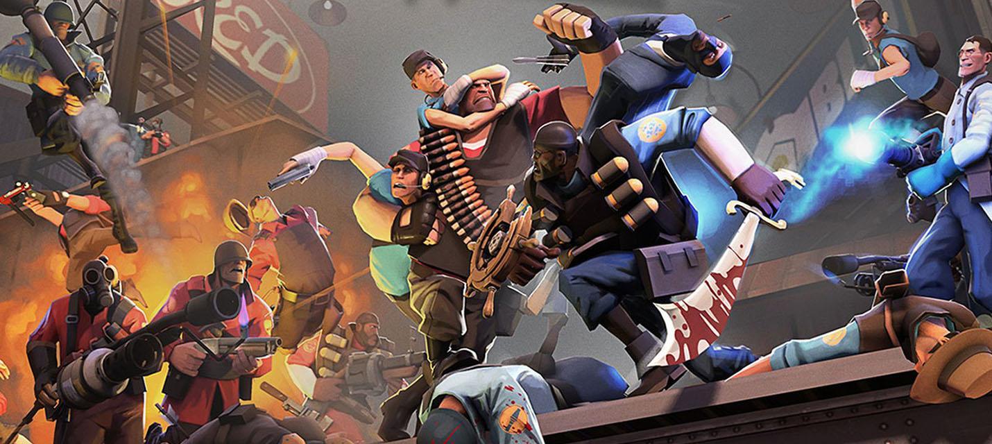 Team Fortress 2 снова поставила рекорд по одновременно числу ...
