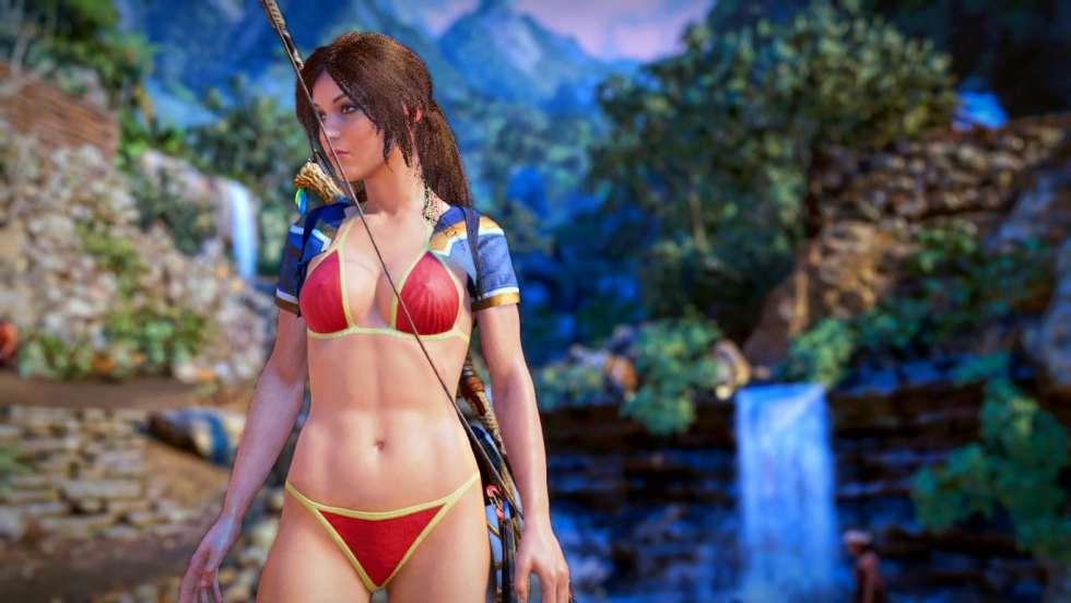 Новый мод добавляет в Shadow of the Tomb Raider 25 сексуальных нарядов