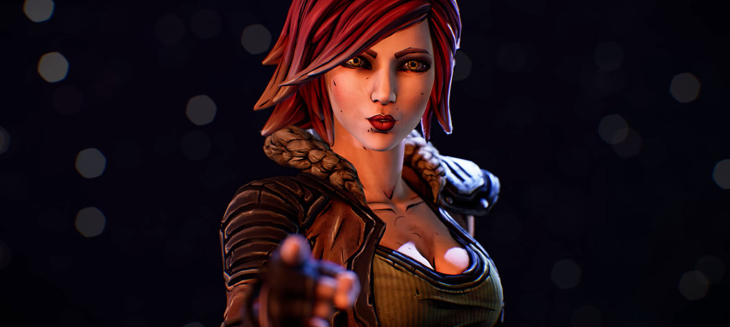 Изображение к Трейлер дополнения Commander Lilith & the Fight for Sanctuary для Borderlands 2 и новый трейлер Borderlands 3