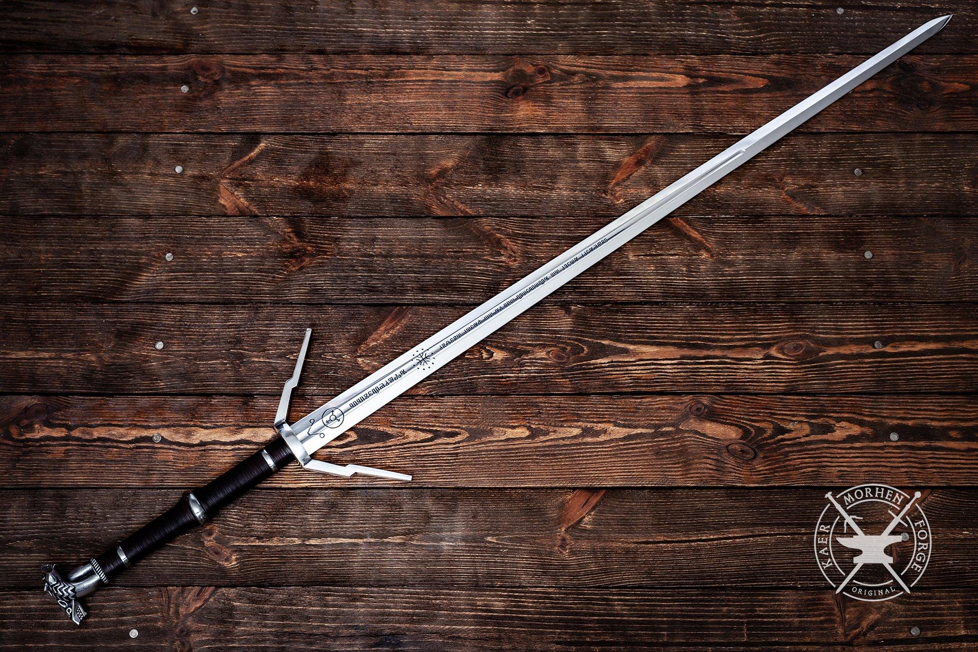 Ведьмачьи мечи картинки