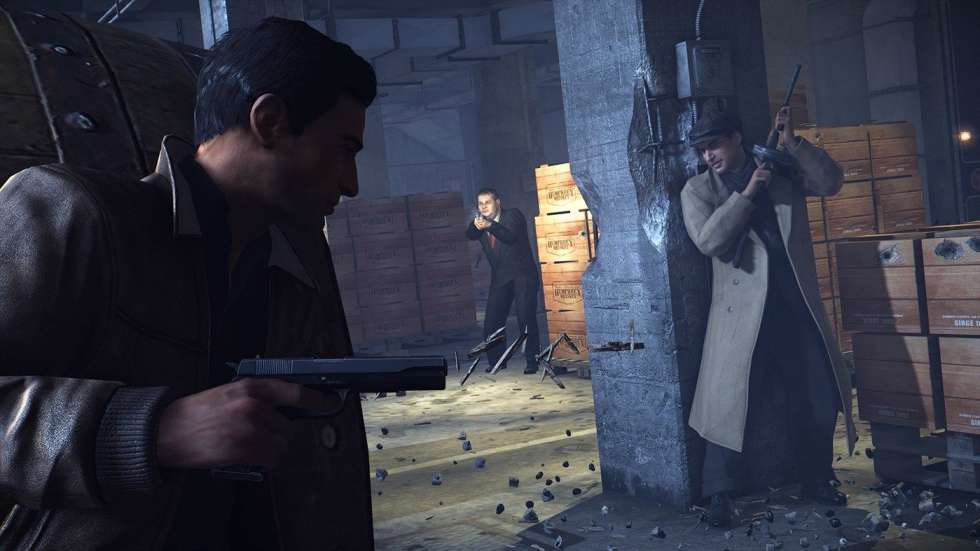 Mafia: Definitive Edition выйдет 28 Августа, Mafia II: Definitive Edit
