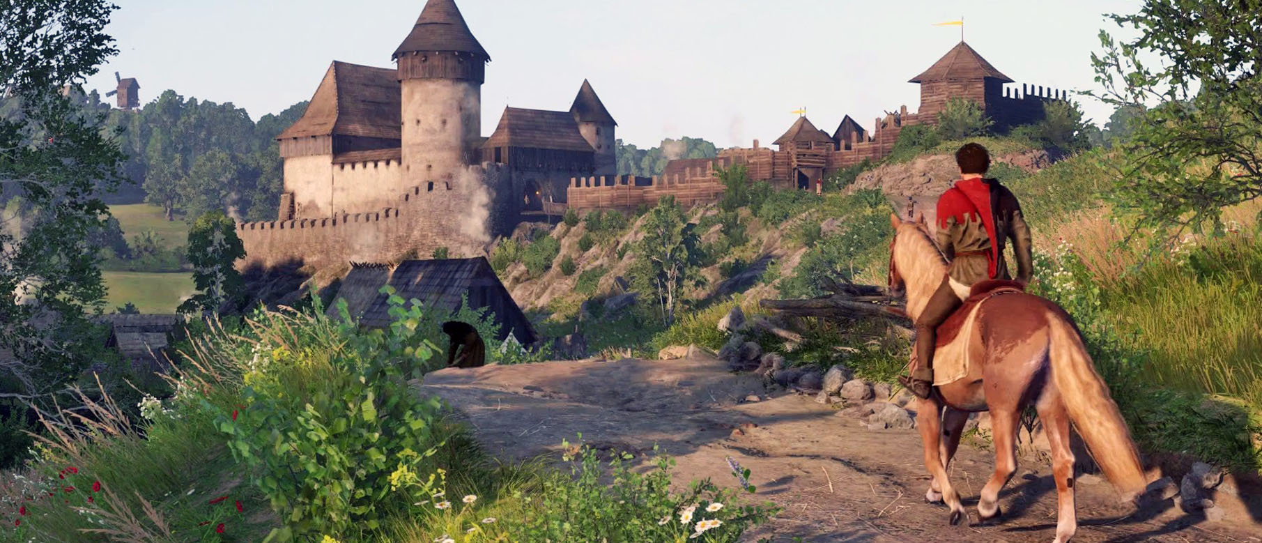 Изображение к Более часа геймплея Kingdom Come: Deliverance с разработчиками