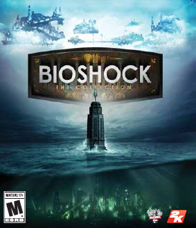 2K Games - Бокс-арт BioShock: The Collection уже в сети - screenshot 1