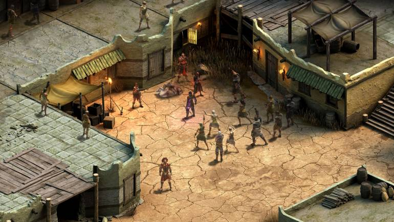 PC - Tyranny - новая RPG от Obsidian и Paradox Interactive - screenshot 6