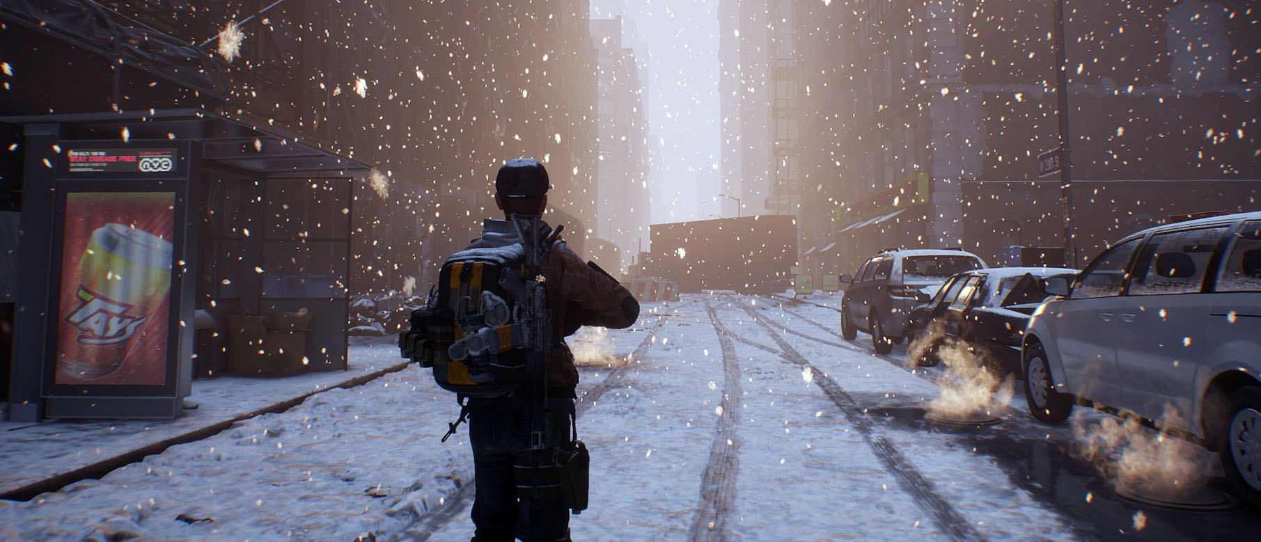 The Division потеснил Call of Duty на Xbox One