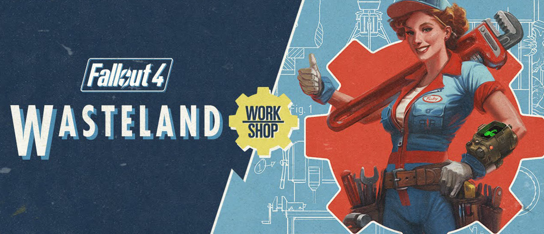 Изображение к Список достижений Fallout 4: Wasteland Workshop