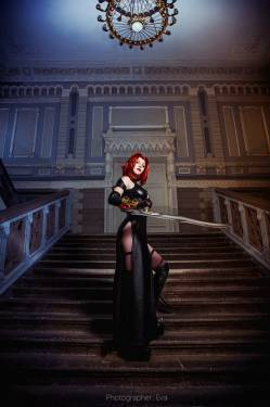 Cosplay - Косплей Рейн из BloodRayne 2 - screenshot 10