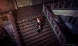 Cosplay - Косплей Рейн из BloodRayne 2 - screenshot 7