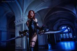 Cosplay - Косплей Рейн из BloodRayne 2 - screenshot 1