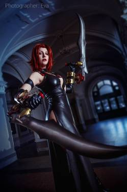 Cosplay - Косплей Рейн из BloodRayne 2 - screenshot 9