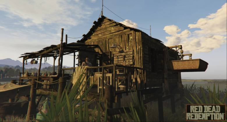 Rockstar - Слух: Скриншот Red Dead Redemption 2 или переиздания Red Dead Redemption - screenshot 1