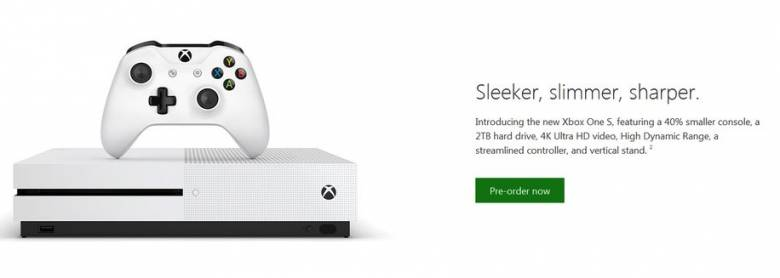 Microsoft - Утечка: Первое изображение Xbox One Slim - screenshot 1