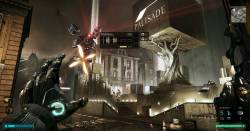 Deus Ex: Mankind Divided - Новые скриншоты Deus Ex: Mankind Divided и режима «Брешь» - screenshot 1